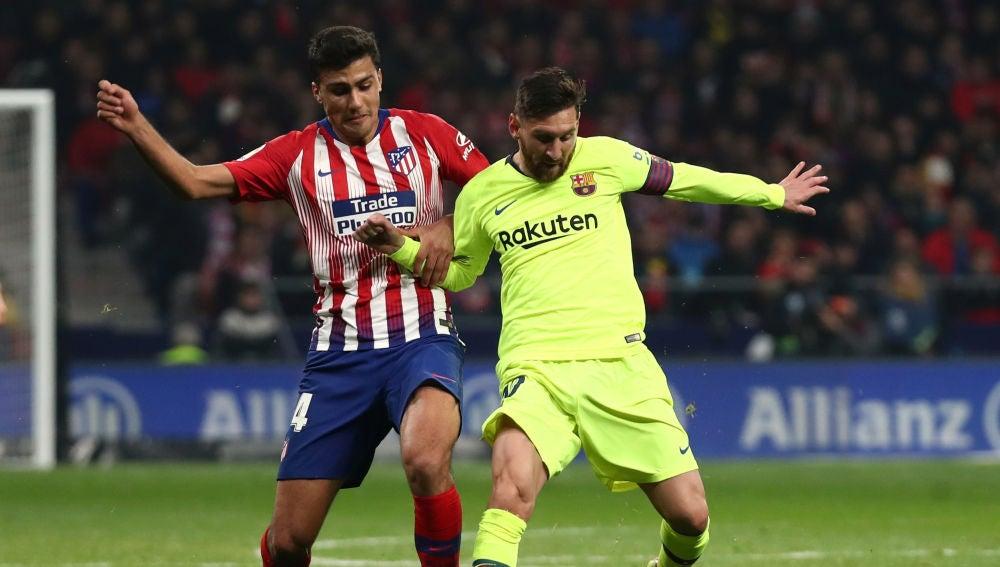 8a42730b3d8b5 Así vivimos el Atlético de Madrid vs Barcelona de la jornada 13 de ...