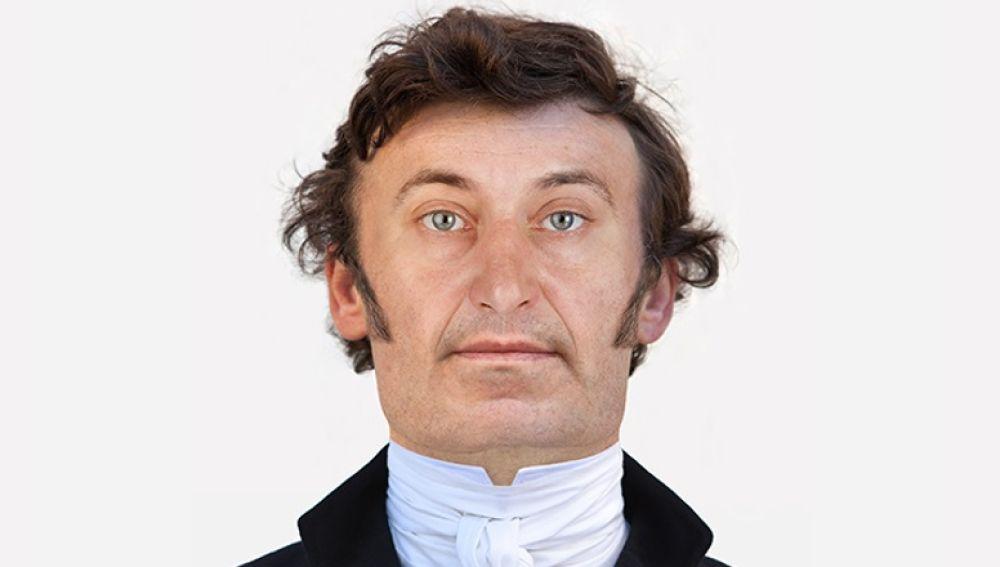 Reconstrucción del rostro de John Bellingham