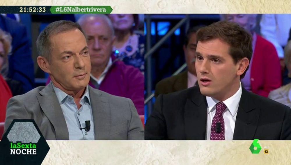 """Albert Rivera: """"Creo que el Gobierno va a indultar a los separatistas para tener sus escaños"""""""