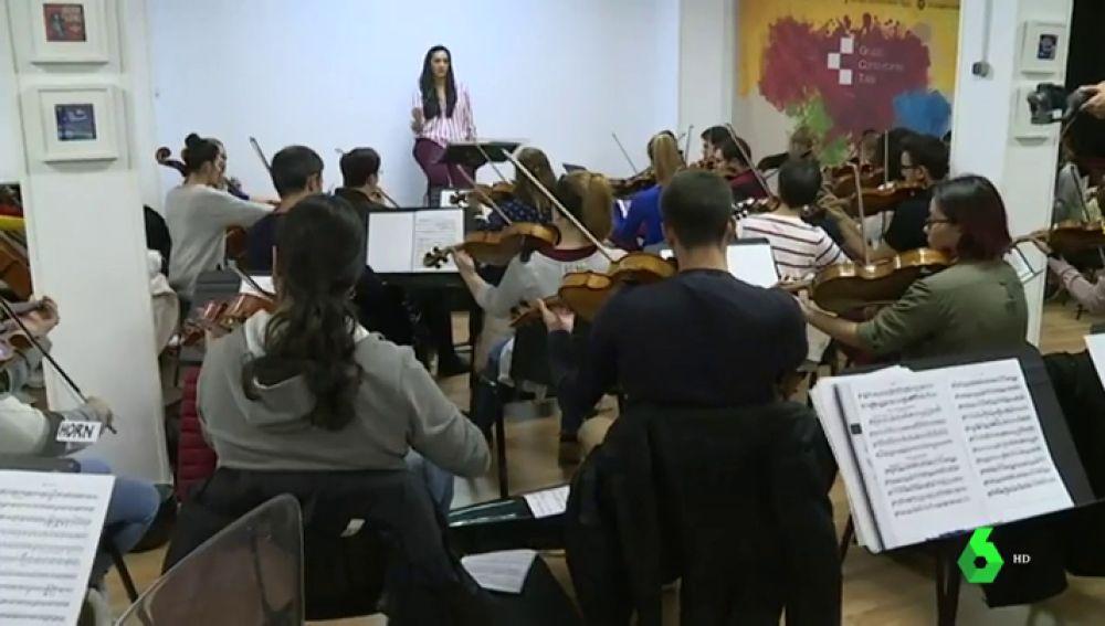 Un concierto en Madrid para despertar a través de la música las conciencias de los hombres y que se impliquen contra el machismo