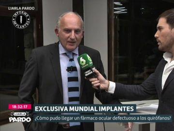 """Más de 100 españoles están ciegos por un fármaco ocular defectuoso: """"Nada más intervenirles moría el nervio óptico"""""""