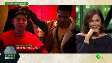 """Los hijos de Isabel Gemio le agradecen en un emotivo vídeo lo que significa para ellos: """"Te queremos como nada"""""""