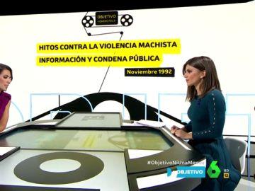 Leyes, testimonios, manifestaciones… los hitos contra la violencia machista que marcaron a la sociedad española