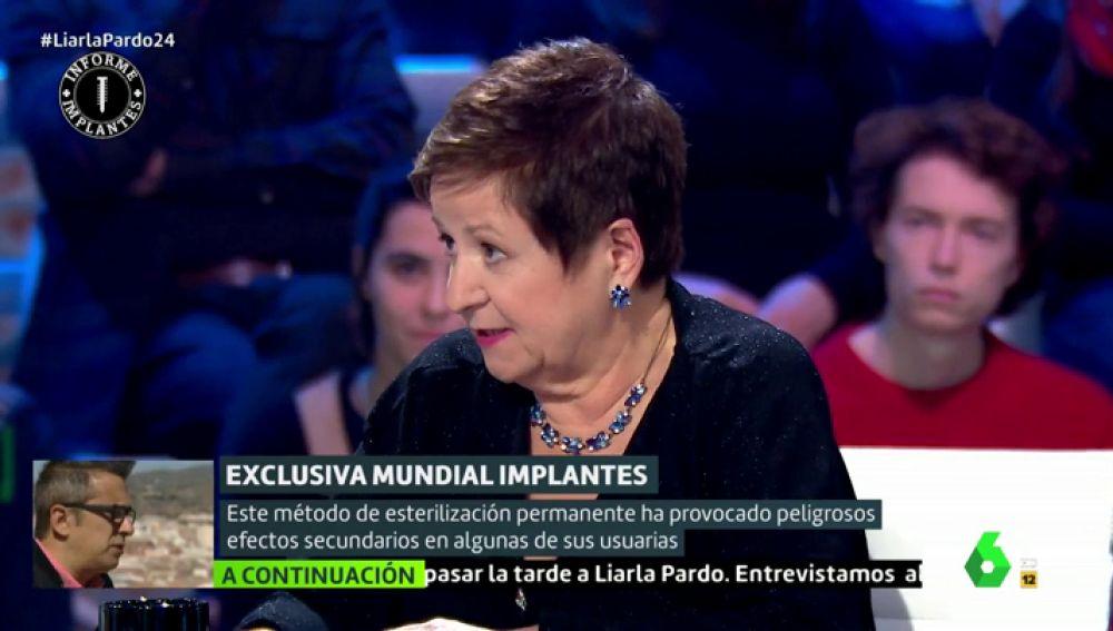 Enriqueta Barranco, ginecóloga