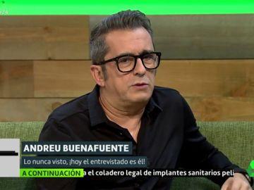 Andreu Buenafuente en Liarla Pardo
