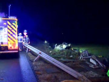 Un conductor ebrio mata a una mujer en un accidente de tráfico en Pontevedra