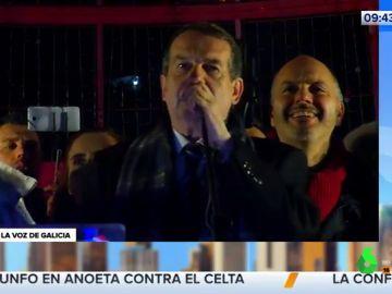 El discurso en inglés del alcalde de Vigo al inaugurar la Navidad que se ha hecho viral