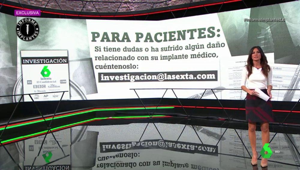 Informe Implantes