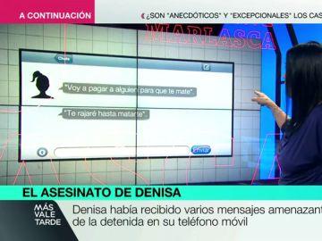 """""""Te rajaré hasta matarte"""": las amenazas que enviaron a la menor asesinada en Alcorcón"""