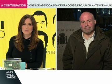 """Ignacio González Vega, sobre el 'caso Dani Mateo': """"El delito de odio está pensado para minorías marginadas o para casos de violencia"""""""