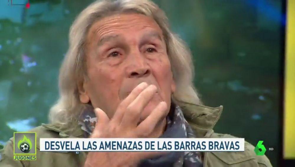 """El 'Loco' Gatti habla sobre los ultras en Argentina: """"Entraron con un revólver al vestuario y nos dijeron que debíamos ganar"""""""