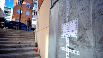 Fallece una joven de 17 años apuñalada en Alcorcón (Madrid)
