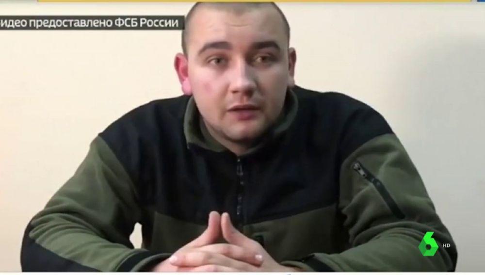 Ucrania impone la ley marcial tras la retención de sus soldados por parte de Rusia