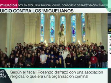 """El juicio contra los Miguelianos, visto para sentencia: la defensa asegura que """"faltan pruebas"""" y que """"algunos testigos son poco creíbles"""""""