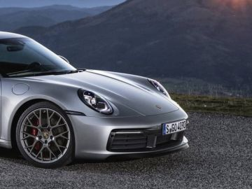 Nuevo Porsche 911 (992)