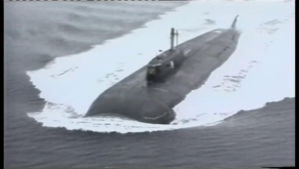 El hundimiento del submarino ruso Hursk llega a los cines: una tragedia que se cobró la vida de 118 tripulantes