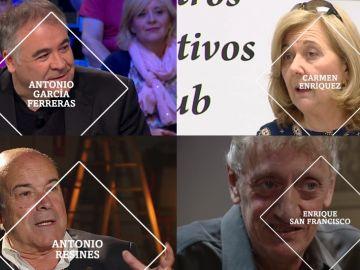 Ferreras, Carmen Enríques, Reines y Enrique San Francisco: este sábado, 'póquer de reyes' en laSexta Noche