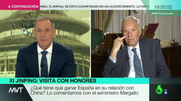 """García-Margallo, tras la visita de Xi Pinjing a España: """"Las cifras de China son espectaculares, triplica el PIB español"""""""