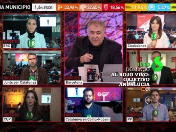 'Al Rojo Vivo: Objetivo Andalucía'