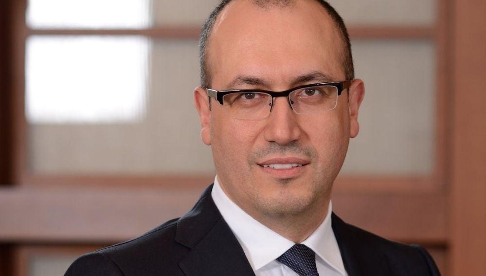 Onur Genç, consejero delegado del BBVA
