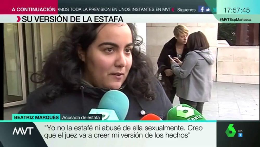 """Beatriz Marqués niega que abusara sexualmente de una de sus amigas: """"El juez va a creer mi versión de los hechos"""""""