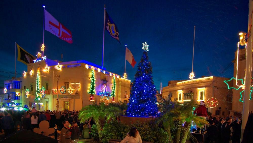 Navidades en Malta