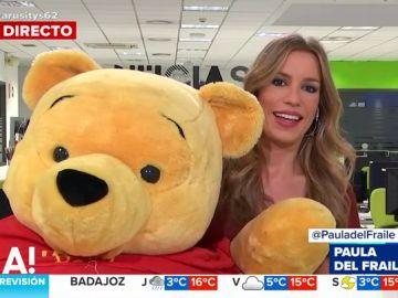 laSexta 'ficha' a Winnie de Pooh: Paula de Fraile revela qué puesto ocupa en la redacción