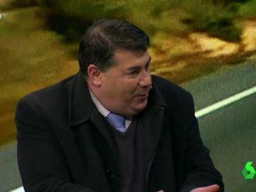 Miguel Anxo Bastos, profesor de Ciencias Políticas