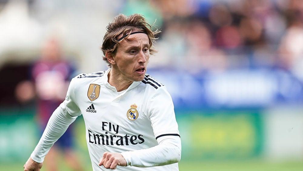 Luka Modric, mejor jugador del mundo según la IFFHS