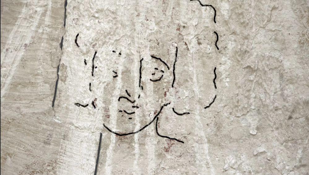 Este podría ser el retrato más antiguo de Jesucristo encontrado en Israel