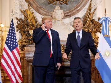 Donald Trump tiene problemas con el traductor automático