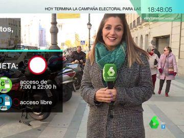 ¿Cómo afecta la entrada en vigor de Madrid Central a los vehículos que circulan por la capital?