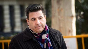 David Marjaliza acude a declarar como testigo en el juicio de la caja B
