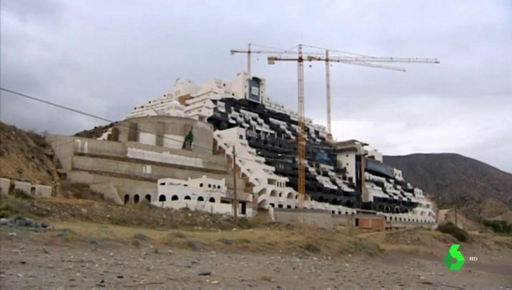 En 2016 el Supremo declaró ilegal la construcción del hotel del Algarrobico