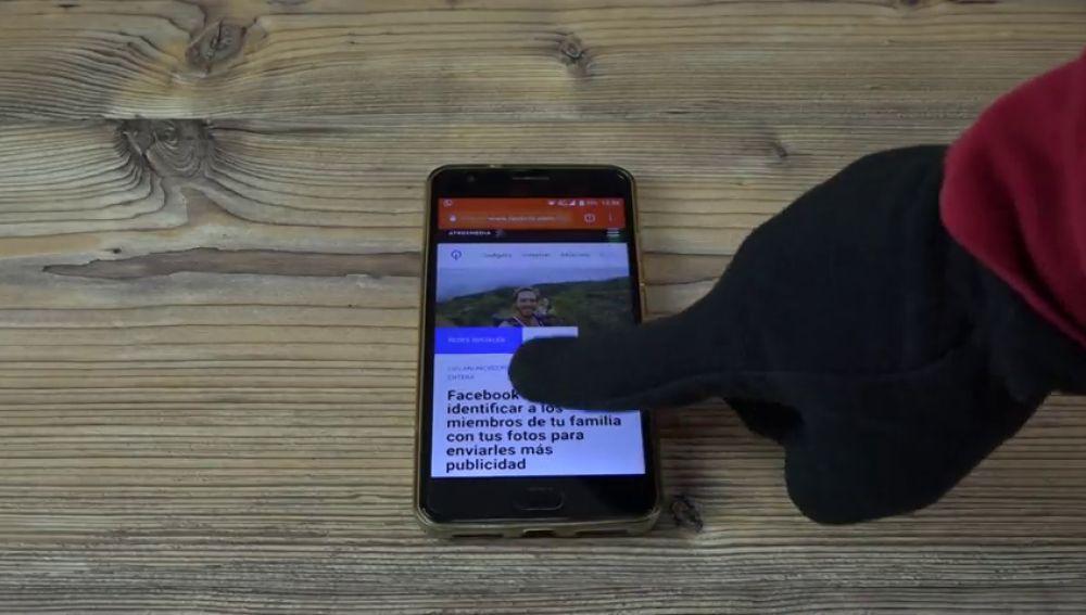 Cómo transformar tus guantes normales en guantes táctiles para el móvil