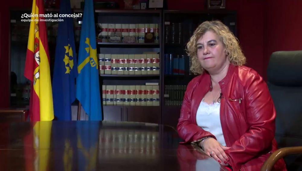 """La alcaldesa de Riosa (IU) denuncia amenazas tras el crimen de Llanes: """"Lo de Ardines no es nada comparado con lo que te pasará"""""""