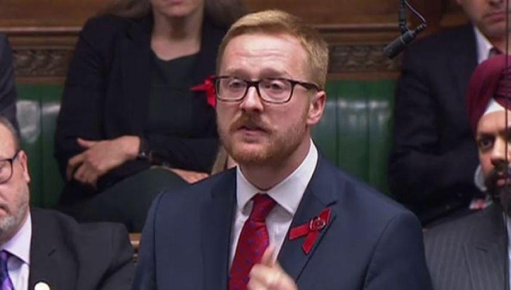 El diputado laborista Russell-Moyle