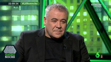 laSexta noche - Programa 304 (01-11-18) Antonio García Ferreras