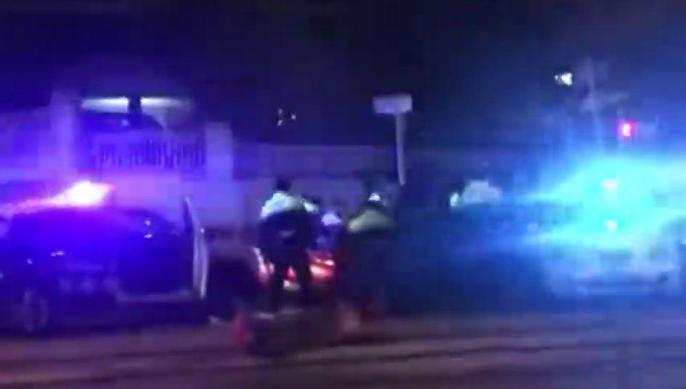 Muere un joven tras una persecución en coche con los Mossos en Esplugues de Llobregat