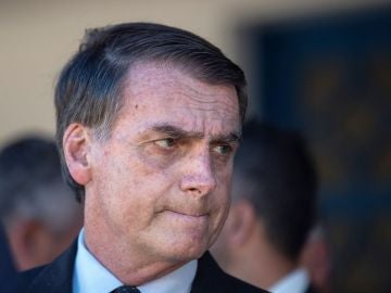 Bolsonaro en una imagen de archivo