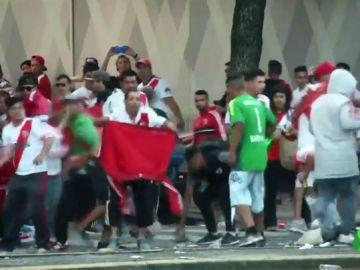 Alerta en Madrid por la llegada de los barras bravas de River Plate y Boca Juniors