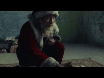 Anuncio navideño de la Cruz Roja