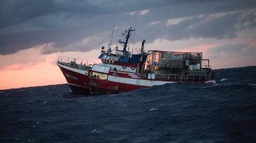 Imagen del pesquero Nuestra madre Loreto