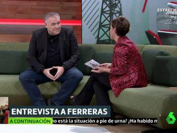 Antonio García Ferreras y Cristina Pardo