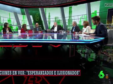 Antonio García Ferreras, en ARV