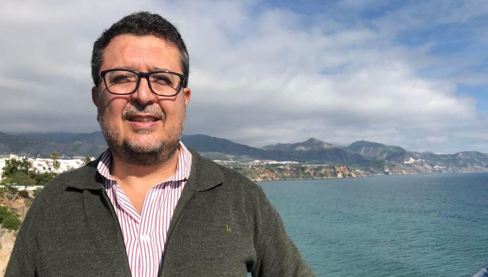 Serrano, candidato de Vox a la Junta de Andalucía
