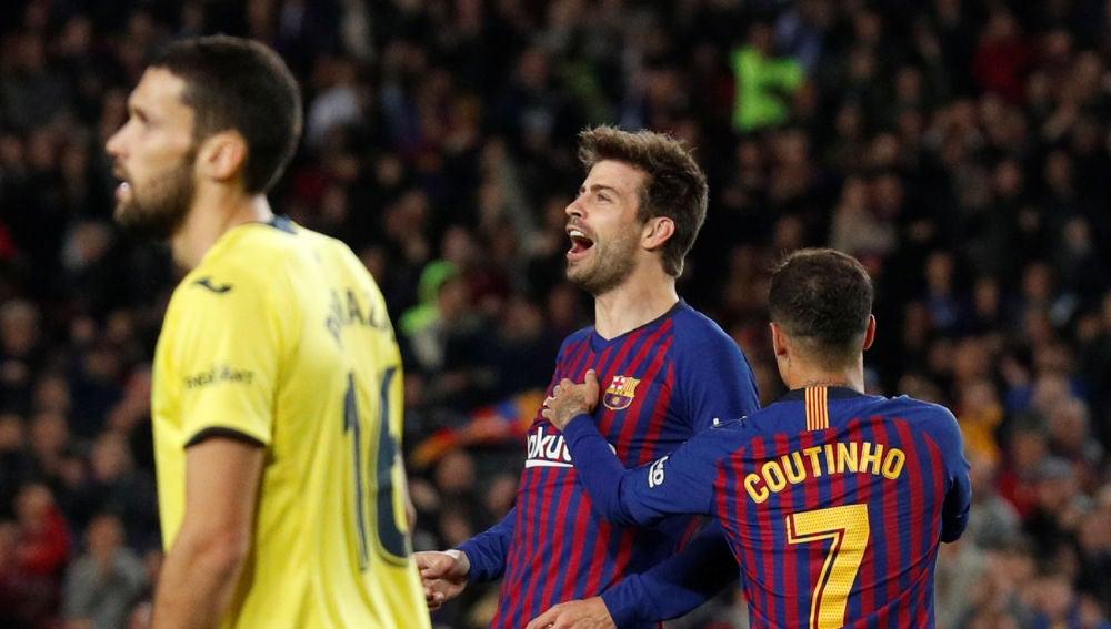 2bb669fd9bb24 Minuto a minuto  Así vivimos el Barcelona 2-0 Villarreal