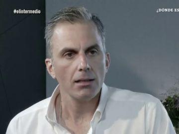 """""""Donald Trump es a EEUU lo que VOX quiere ser a España"""" y otros titulares que dejó Javier Ortega Smith hace un año en El Intermedio"""