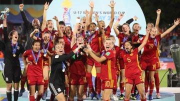 España gana el Mundial femenino Sub'17 de fútbol