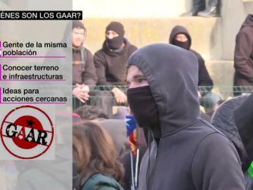 Los GAAR, el nuevo problema de los Mossos: así actúa el grupo independentista que quiere paralizar Cataluña